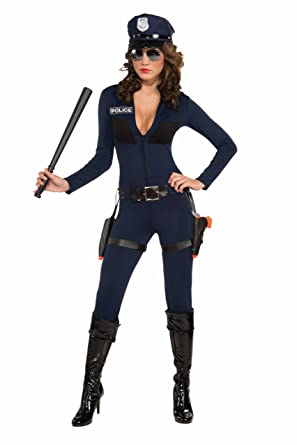 Forum Traffic Stopping Cop Costume Blue Small/Extra Small  sc 1 st  Amazon.com & Amazon.com: Forum Traffic Stopping Cop Costume: Clothing