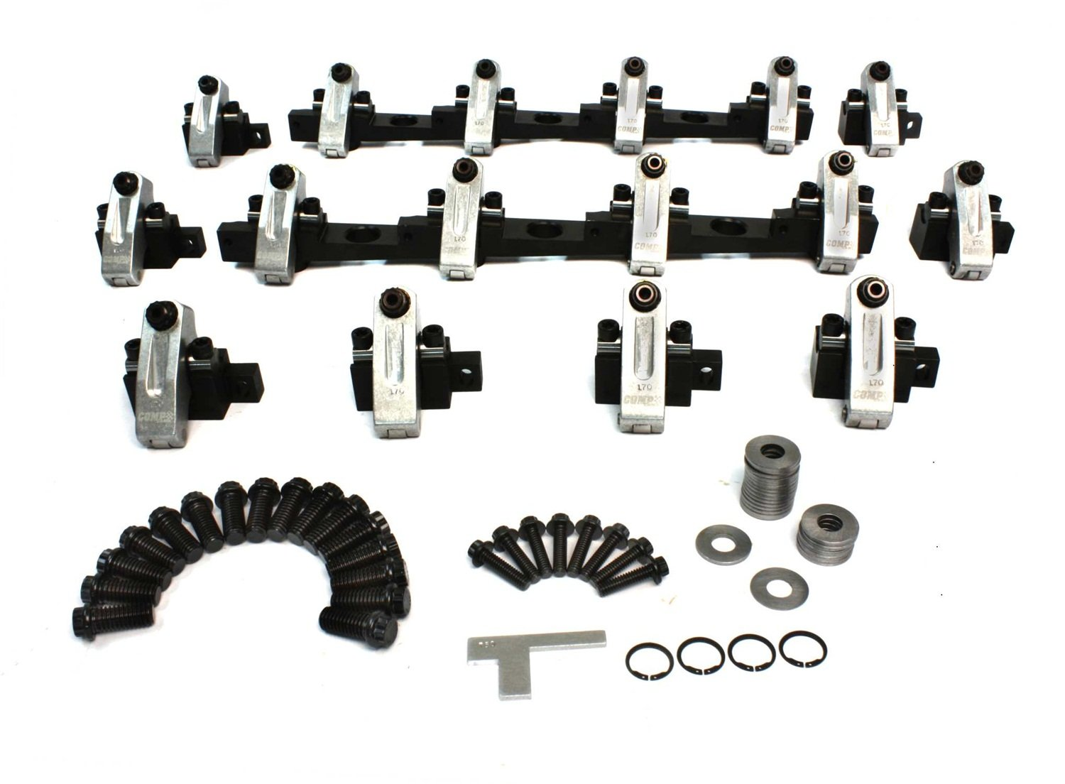 COMP Cams 1520 Shaft Rocker Set (Rhs Bbc 1.7/1.7)