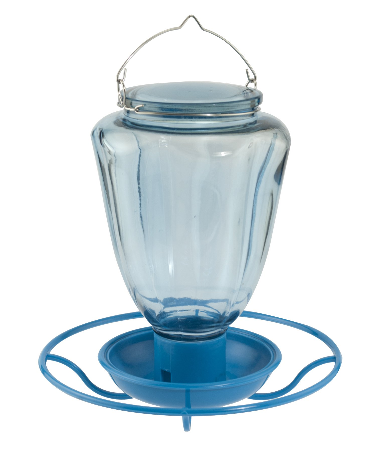 Audubon by Woodink 23890 Audubon Naw Glass Water Feeder, Large, Clear by Audubon by Woodink