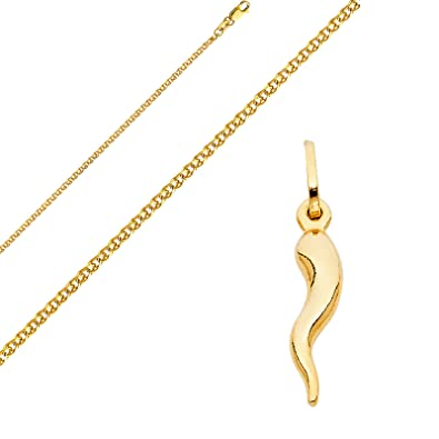 Top gold diamond jewelry solid 14k gold flat open wheat chain top gold diamond jewelry solid 14k gold flat open wheat chain cornicello italian horn pendant necklace choose chain length and width 160 aloadofball Gallery