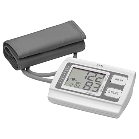 Amazon.com: Hometek AEG BMG 5611 Blood Pressure Gauge by Home-Tek: Health & Personal Care
