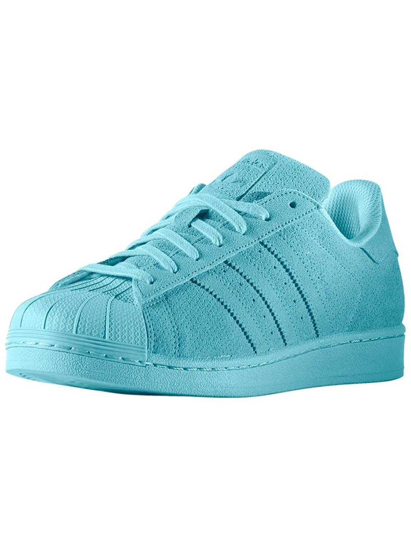 Adidas Superstar Bleu Pastel