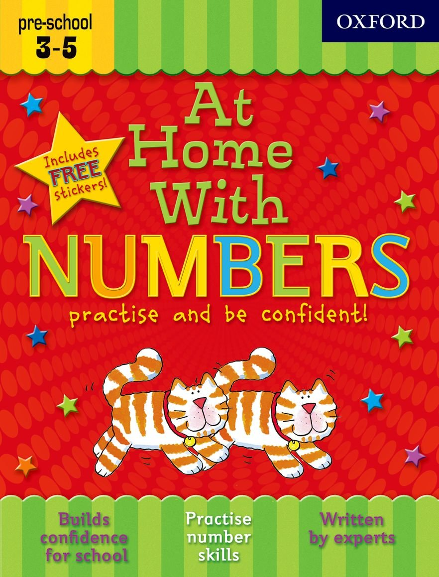 At Home with Numbers ebook