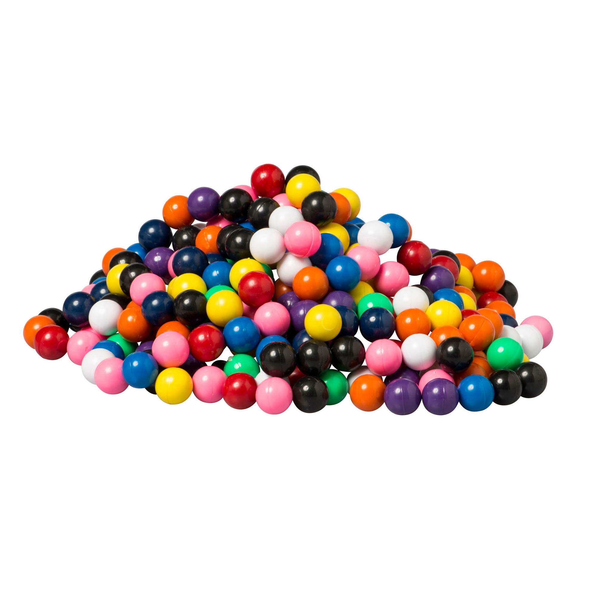 Dowling Magnets Solid-Colored Magnet Marbles (400 Count) by Dowling Magnets