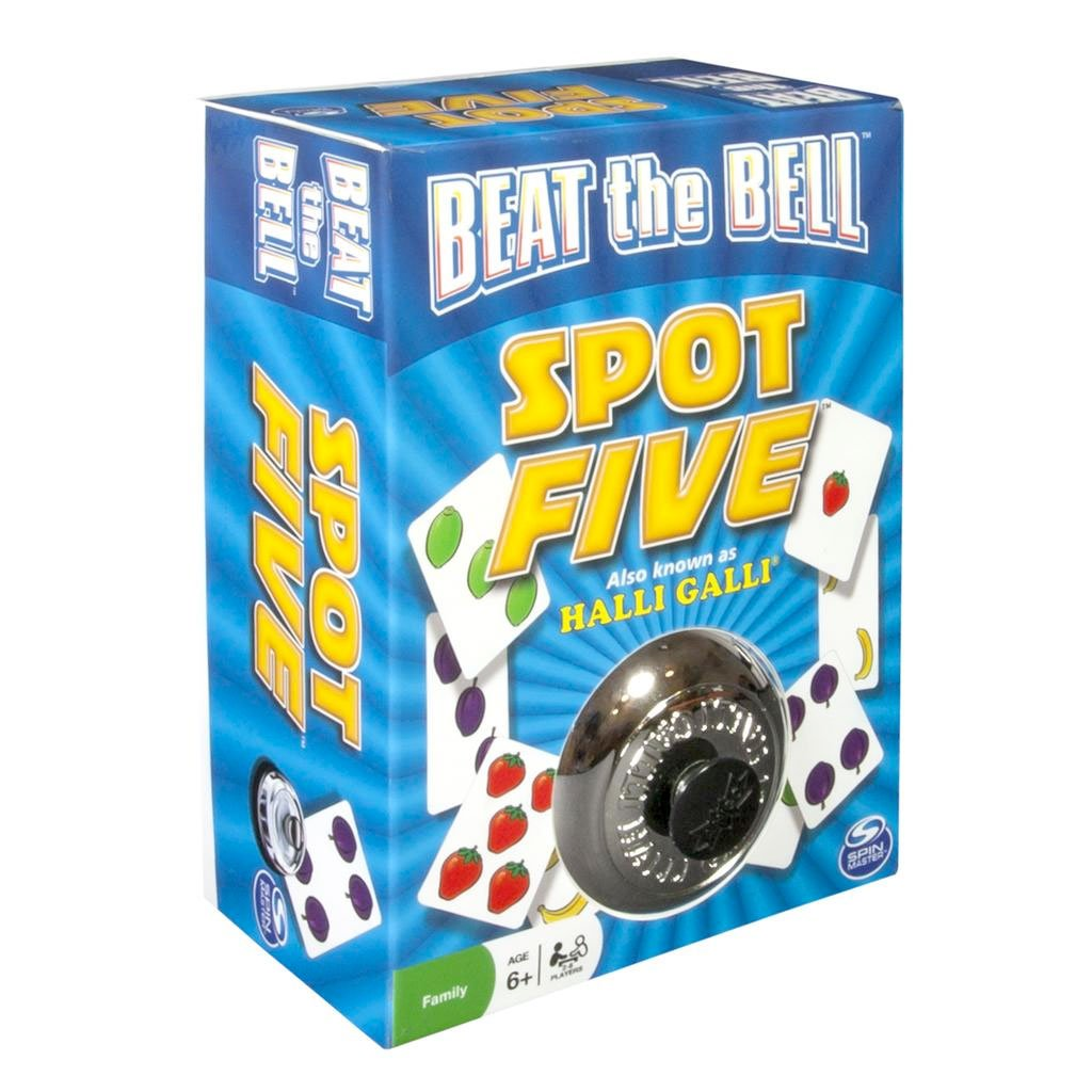 Beat The Bell Five Spot Game