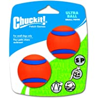 2-Pack Canine Hardware ChuckIt Small Ball