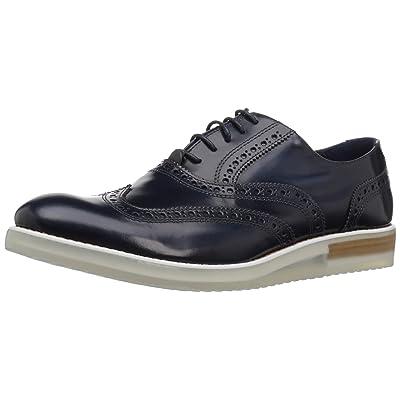 Amazon.com | Bugatchi Men's Lace Up Shoe Oxford | Oxfords