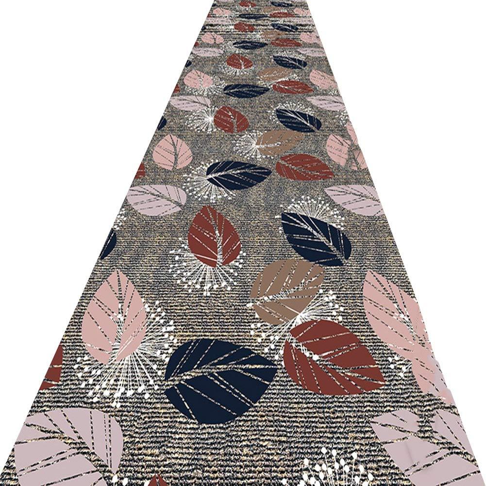 KKCF 廊下のカーペット3Dパターン切れる滑り止めドアが詰まっていない化学繊維カーペット 、複数のサイズ (色 : A, サイズ さいず : 1.1x5m) B07RKJ9ZS9 A 1.1x5m