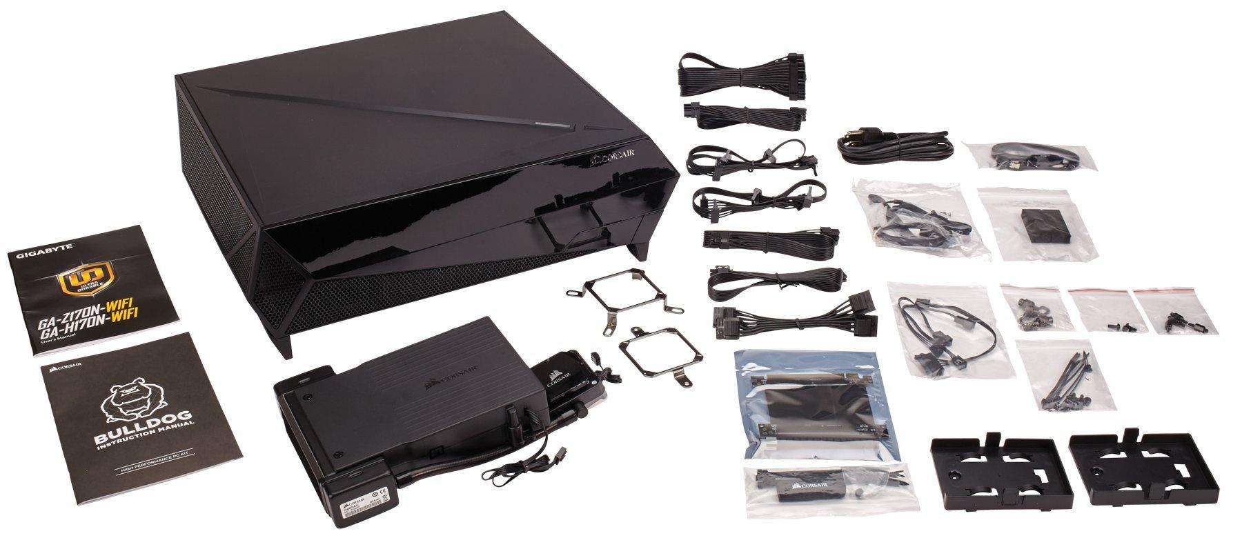 Corsair Bulldog High Performance PC Kit Computer Barebones Systems CS-9000001-NA by Corsair (Image #6)