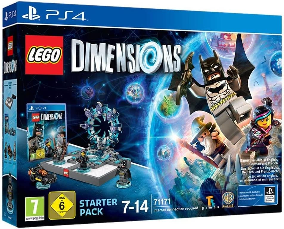 Warner Bros. Interactive Entertainment Lego Dimensions: Starter ...