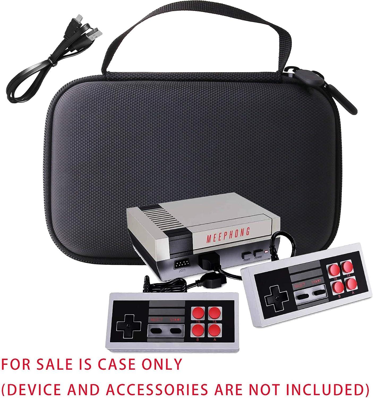 waiyu Hard EVA Carrying Case for Shaboo Prints//KJ-KayJI//KINOEE Classic Handheld Retro Game Console Case