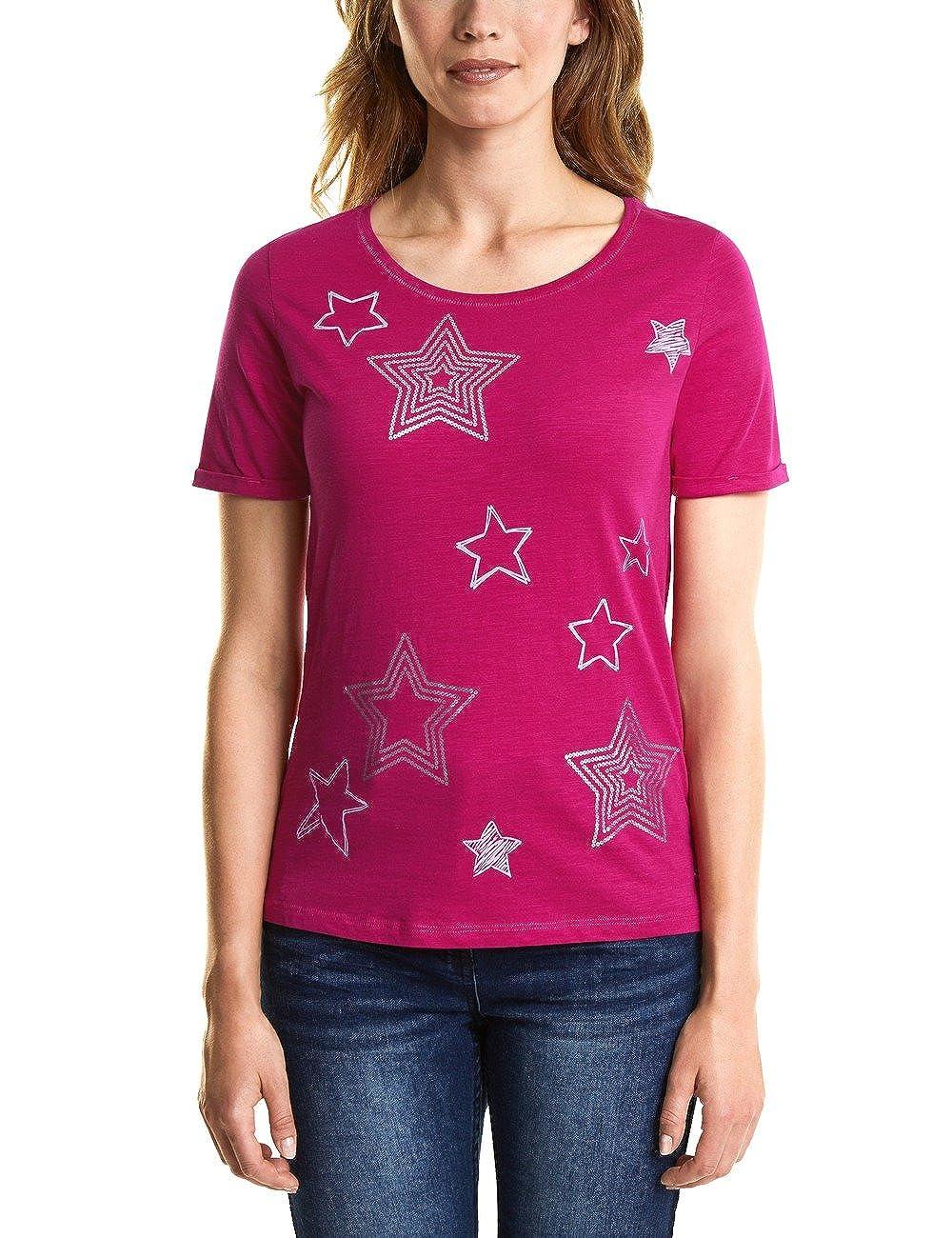 cf0cfe1819b4ee Cecil Damen T-Shirt  Amazon.de  Bekleidung