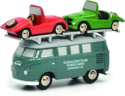 Schuco 450519300 Spielzeug Blau Rot Grün One Size Spielzeug