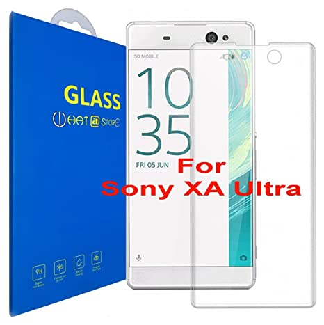 Sony Xperia XA Ultra ( 6 pouces ) 3D Incurvé Verre Trempé Transparent 3D  Film Protection f7fdad3062ee