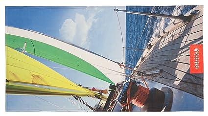 Bubel S130000048 - Toalla de playa (173 x 92 cm), diseño de barco