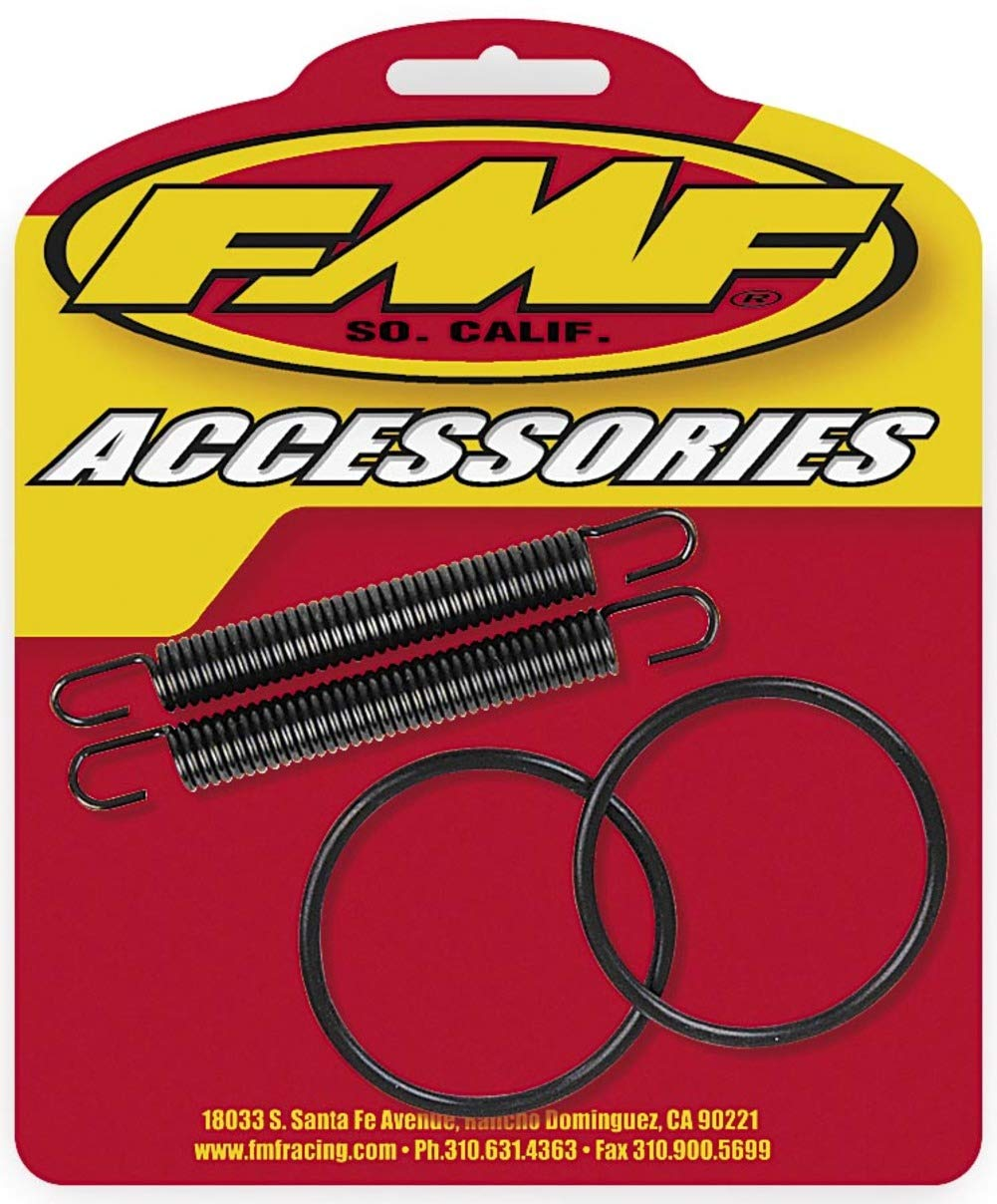FMF Pipe O-Ring and Spring Kit for Yamaha YZ250 1999-2014 - 011318 011318--AZ1 tr-273295