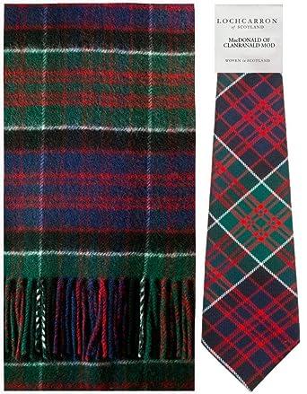 I Luv LTD Set de regalo de bufanda y corbata MacDonald of ...