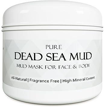 Amazon Com Pure Dead Sea Mud Mask Best Anti Aging Moisturizer
