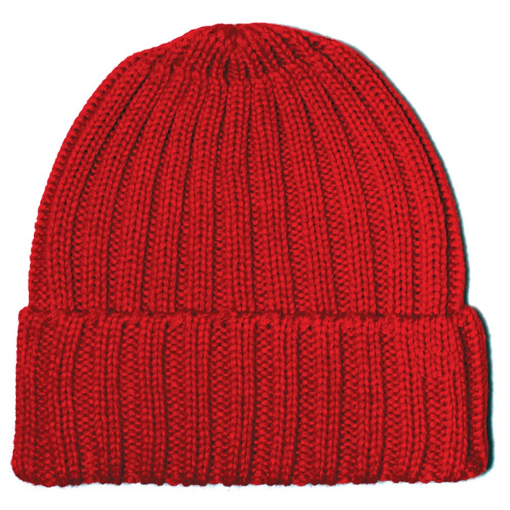 City Hutner Ck1081 Solid Pom Pom Knit Beanie Hat (7 Colors) EEE1785
