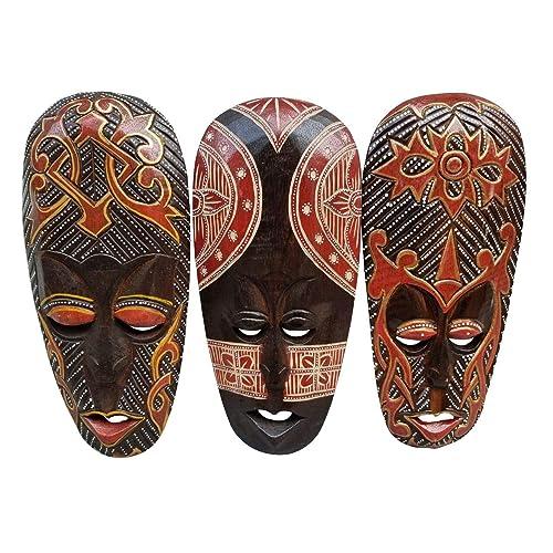 African Masks: Amazon.com