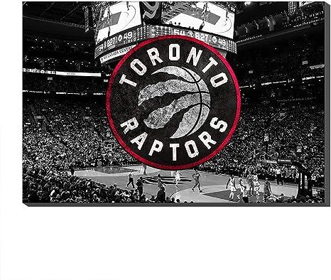 NBA Poster Impresiones En Lienzo Toronto Raptors Philadelphia ...