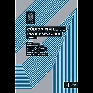 Código Civil e de Processo Civil (Legislação) (Portuguese Edition)