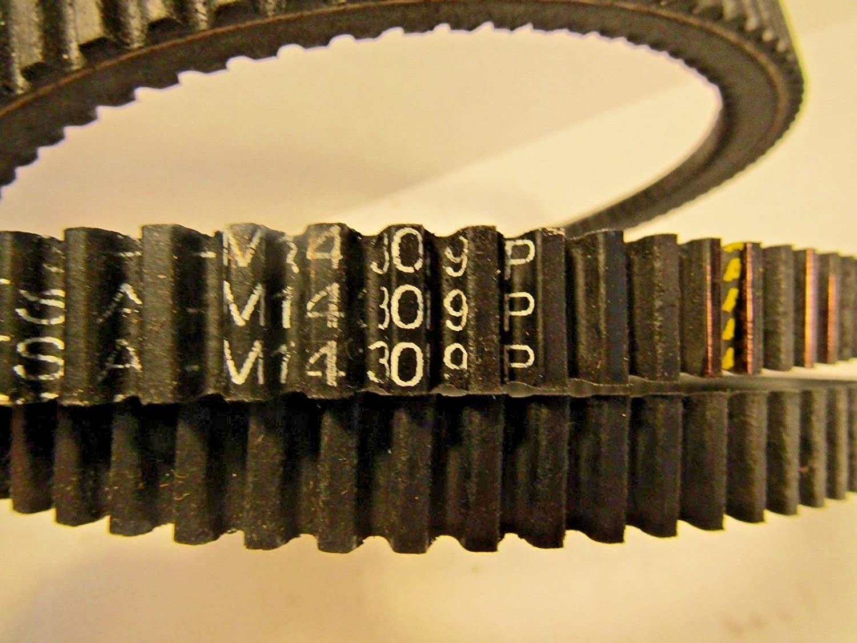 """OEM SPEC COGGED BELT JOHN DEERE M143019 M118684 .559/"""" X 63.38/"""" GT225 GT235 GT245"""
