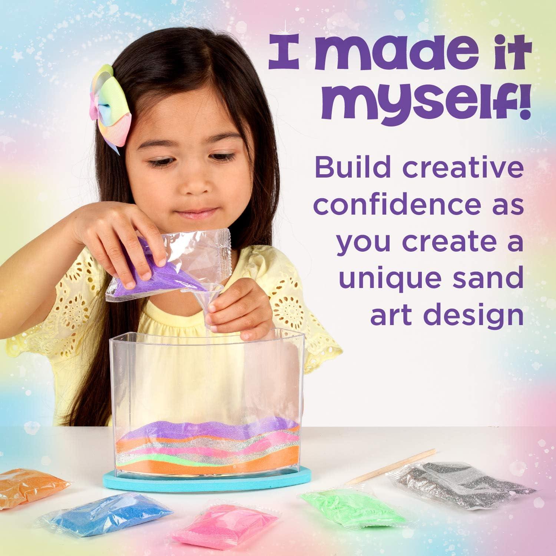 Creativity for Kids Rainbow Sandland/