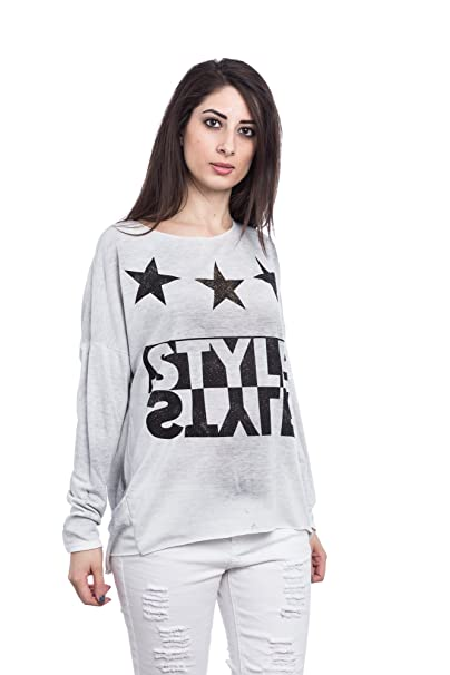 Abbino 15524-6 Camisa Blusa Top para Mujer 5 Colores - Verano Otoño Primavera Mujer Femenina Elegante Formale Manga Larga Casual Vintage Fiesta Fashion ...