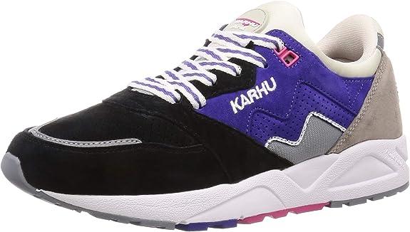 Karhu F803052-AIIA - Zapatillas deportivas para mujer, color negro y morado Negro Size: 40 EU: Amazon.es: Zapatos y complementos