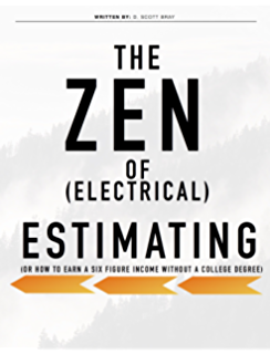 Dewalt electrical estimating professional reference second edition the zen of electrical estimating or how to make a six figure income without a fandeluxe Image collections