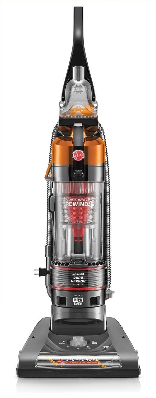 Hoover WindTunnel 2 Rewind Pet Upright Vacuum Orange