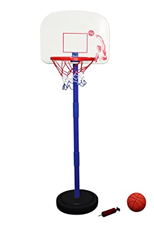 Juego de baloncesto ajustable para jóvenes de Jardín tradicional