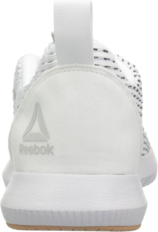 Reebok Athletic Reago Pulse Chaussures d'entraînement pour homme White Skull Grey Porcelain