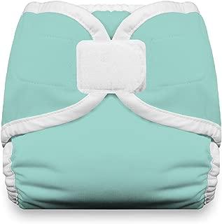 product image for Thirsties Cloth Diaper Cover- Hook & Loop - Aqua - Large