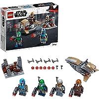 LEGO Star Wars Mandalorian Battle Pack 75267 Mandalorian Shock Troopers and Speeder Bike Building Kit; Great Gift Idea…