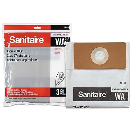 Amazon.com - Electrolux Sanitaire WA Premium Allergen Vacuum ...