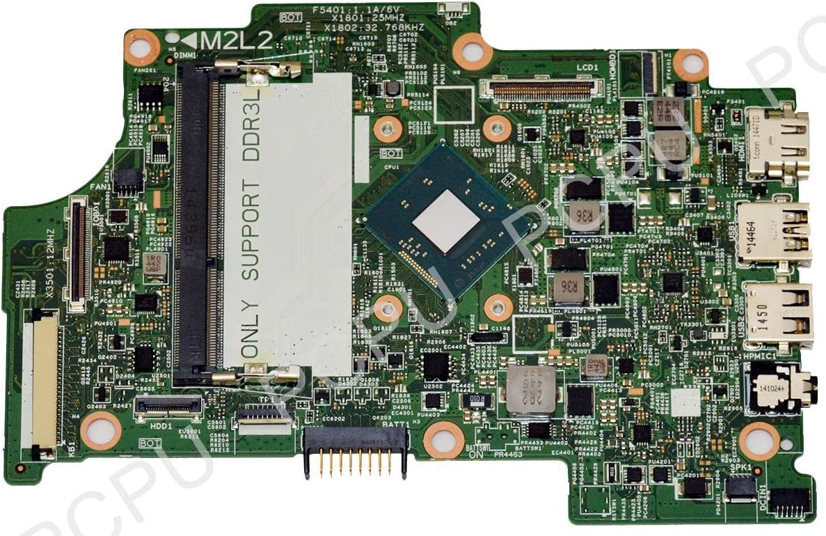 CW22X Dell Inspiron 11 3147 Laptop Motherboard w/ Intel Mobile Celeron N2830 2.16Ghz CPU