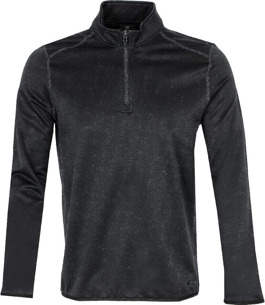 Oakley Men's Range 1/4 Zip Sweater