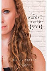 the words I Read to You Paperback