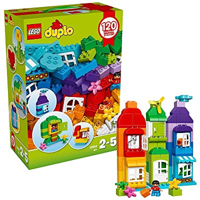 Lego 10854 Duplo Creative Box: Toys & Games