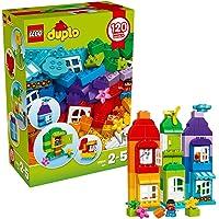 LEGO DUPLO - Ensemble de 120 Briques Duplo - 10854 - Jeu de construction