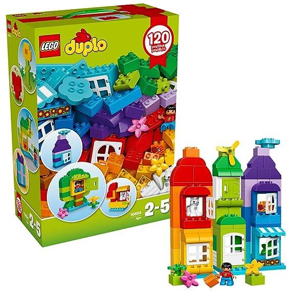 Lego Duplo Creative Box, Multi Color Model Building Kits at amazon