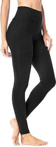 QUEENIEKE Women Yoga Pants Hidden Pockets Workout Running Tights Plus Size Sport Leggings 60126