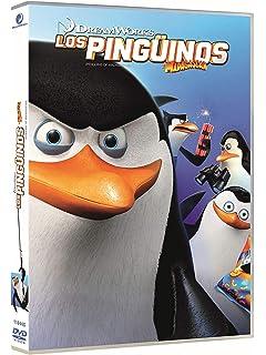 Pinguinos de madagascar 2 [DVD]: Amazon.es: Personajes Animados, Bret Haaland, Personajes Animados, Andrew Huebner: Cine y Series TV