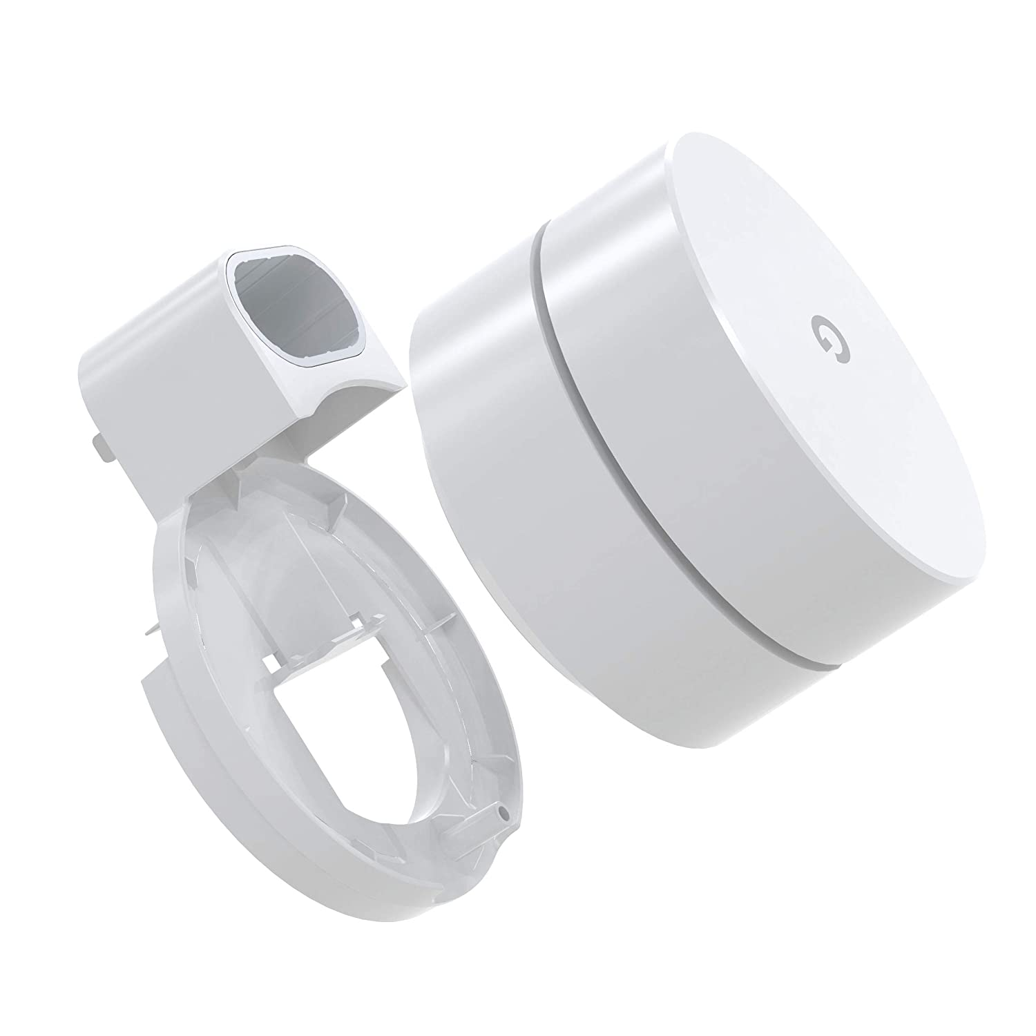 Google WiFi Wall Mount Stouchi No Protruding Parts Mount Holder for Google WiFi System All Blend into One Harmonious 3 Packs