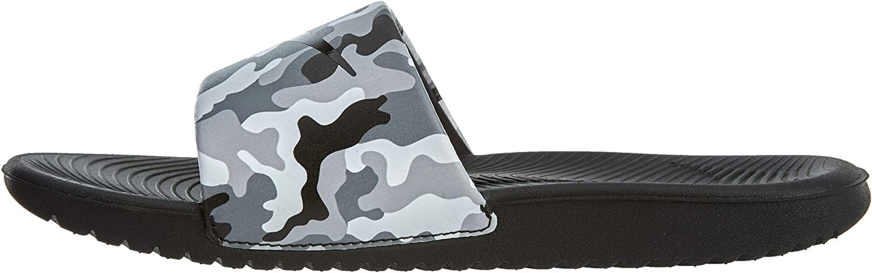 Nike Kawa Slide Print Big Kids 819358-008 gs//ps