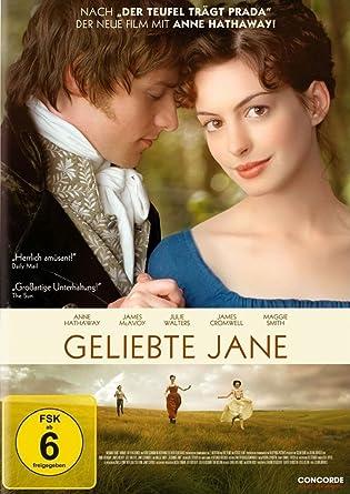 Geliebte Jane Amazonde Anne Hathaway James Mcavoy Julie Walters