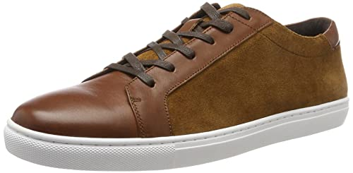 Kam, Sneakers Basses Homme, Marron (Rust), 45 EUKenneth Cole