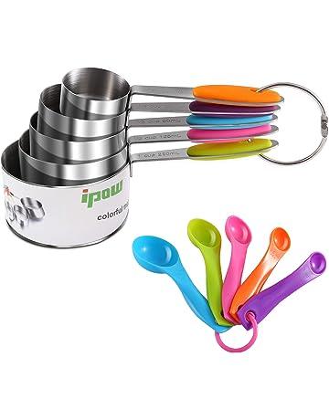 Juegos de cucharas medidoras | Amazon.es